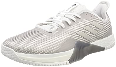 online retailer 782b8 c2f1b adidas Crazytrain Elite M Chaussures de Gymnastique Homme, Multicolore  Chalk Pearl S18 crystal White