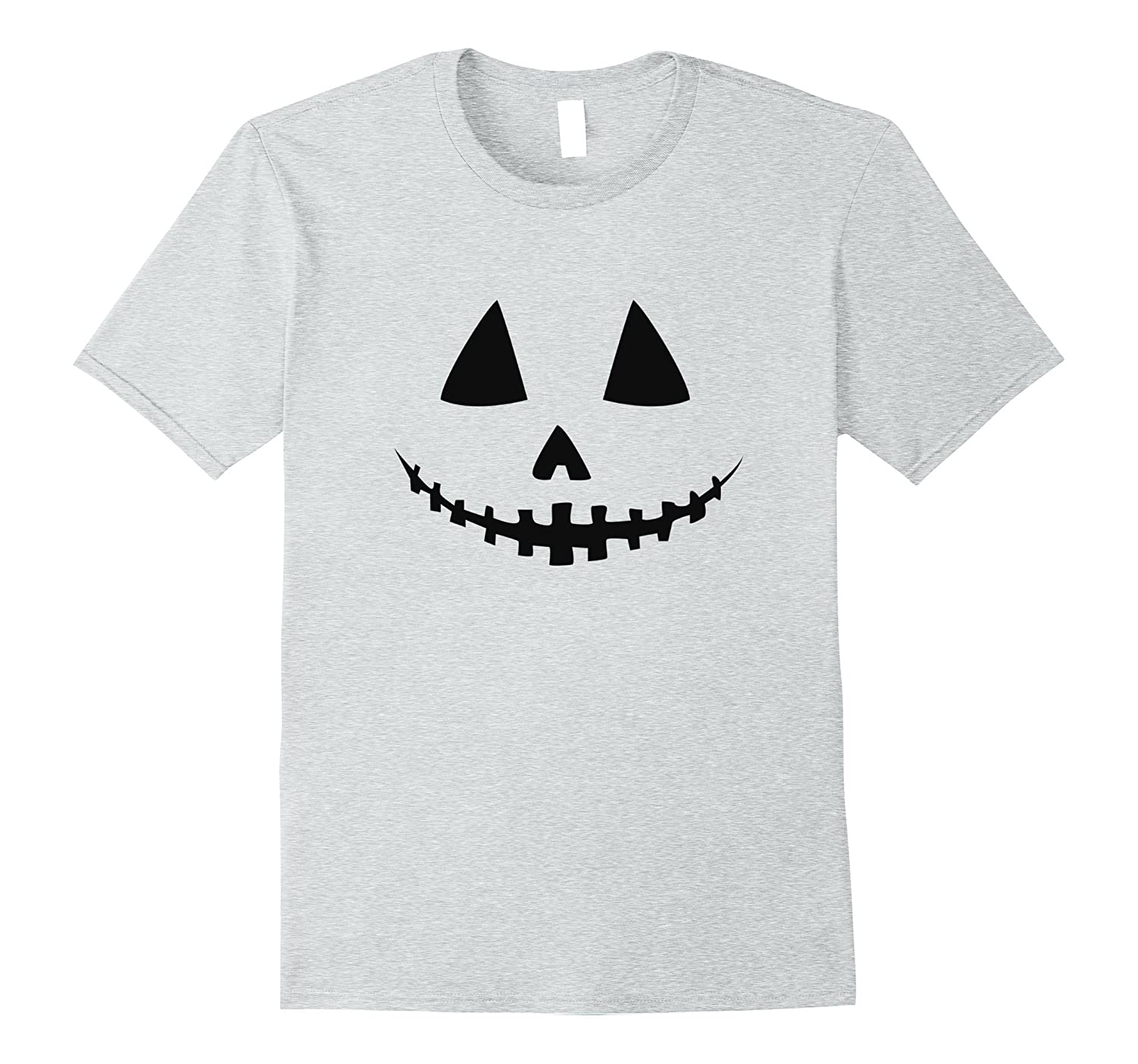 Stitch Mouth Jackolantern T-Shirt Funny Halloween Costume-Art