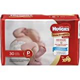 Huggies Little Snugglers Diapers - Preemie - 30 ct