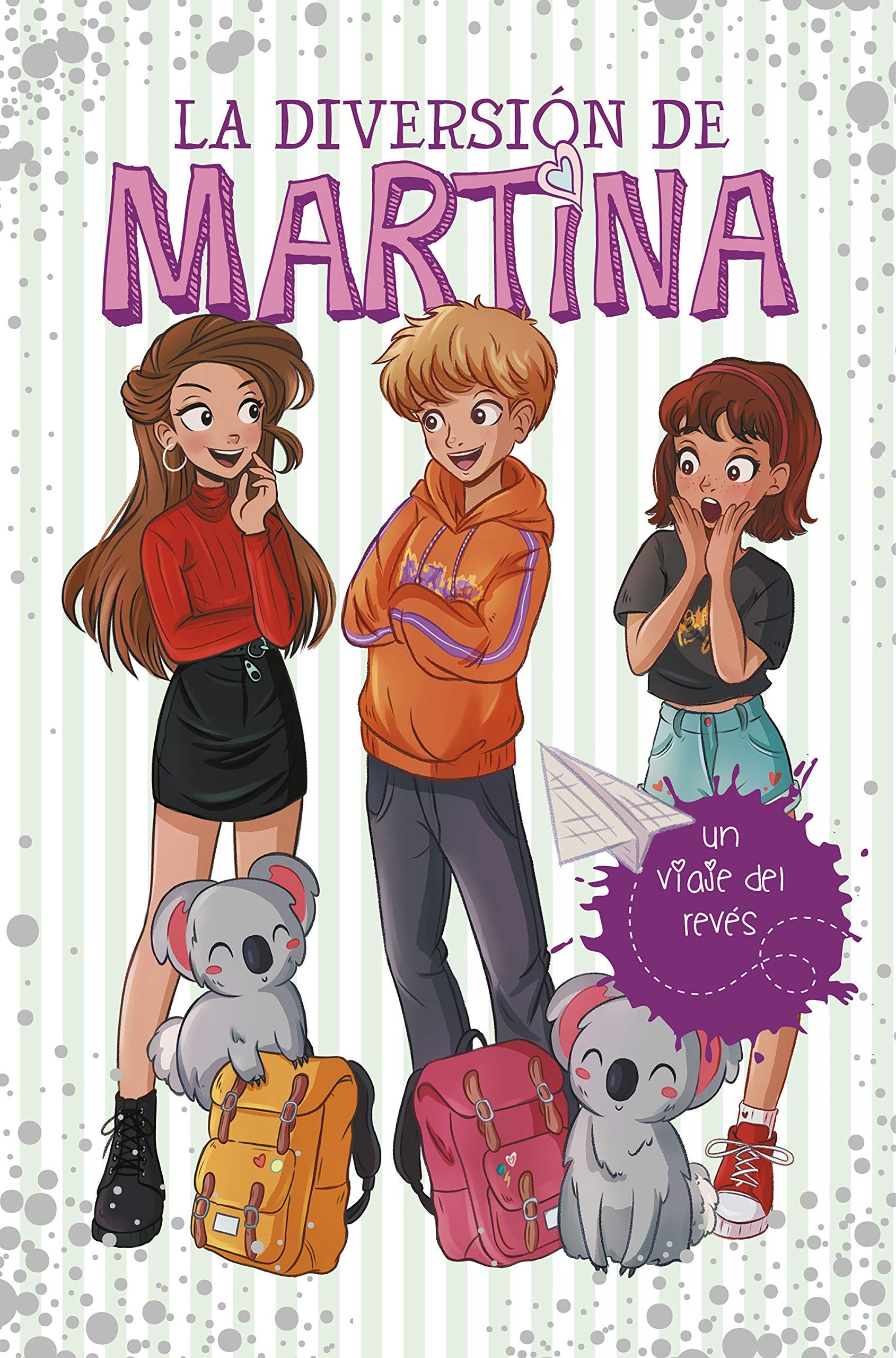 la diversion de martina libro 7