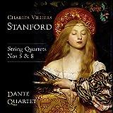 Stanford:String Quartets 5/8