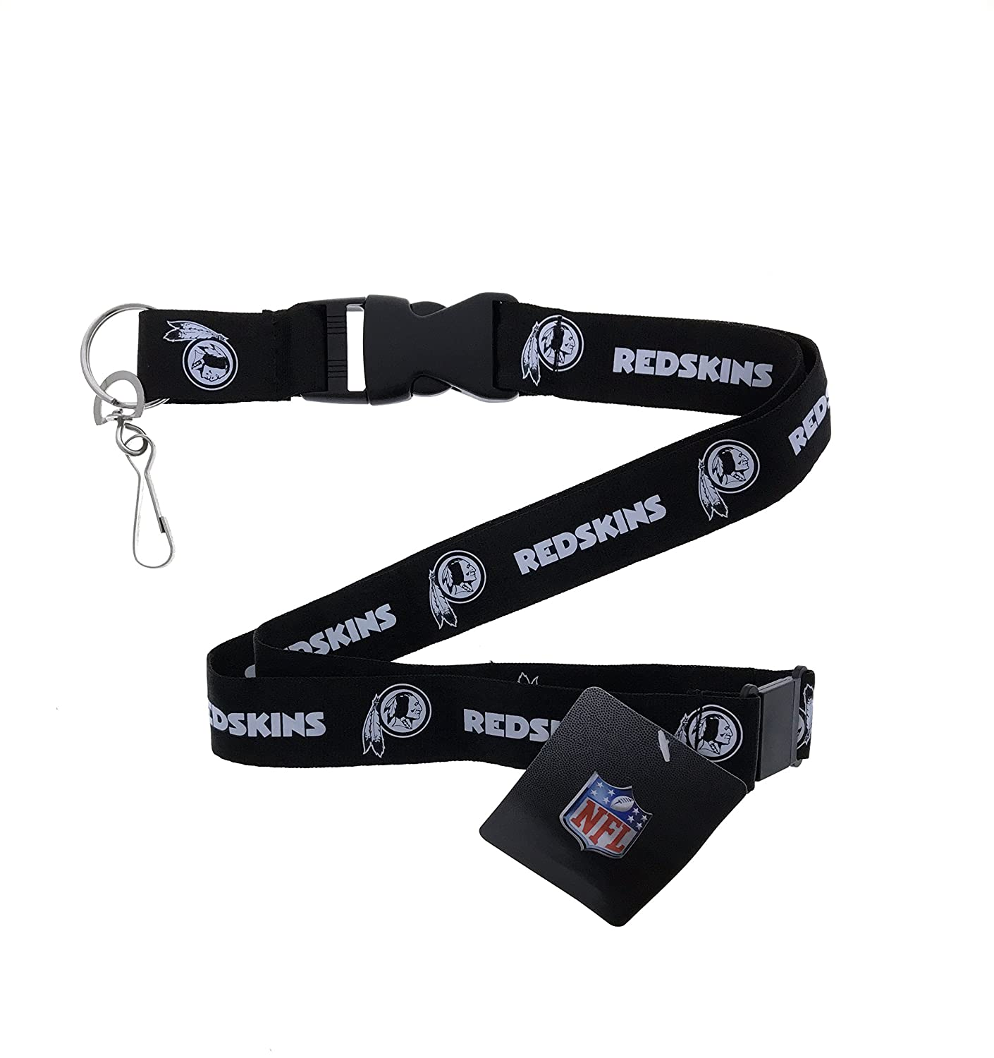 Sports Football Lanyard Fan Keychain