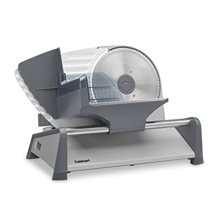 Cuisinart FS 75 Kitchen Pro Food Slicer, Gray