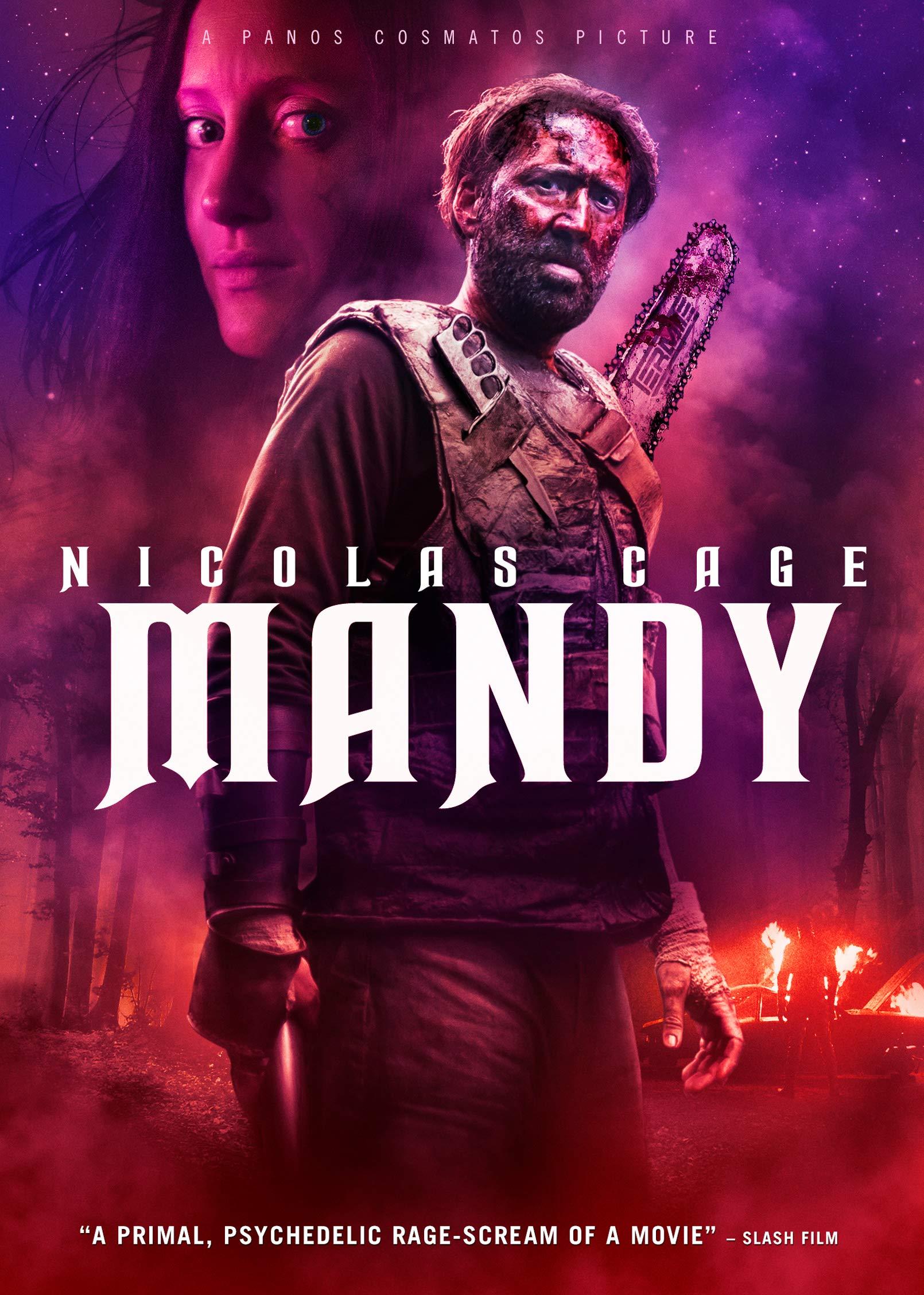 DVD : Mandy (DVD)