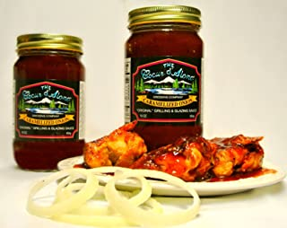 product image for The Coeur d'Alene Dressing Company - Caramelized Onion Grilling and Glazing Sauce- Two 16 ounce Jars.