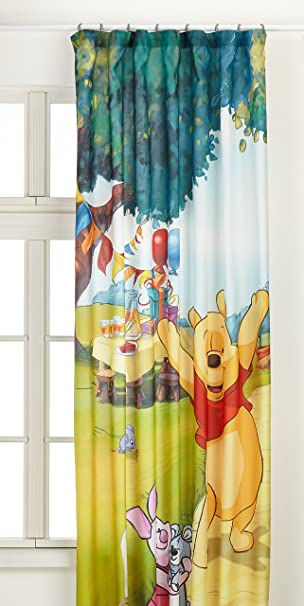 Amazon.de: Gardine/Vorhang FCCXXL4013, Kinderzimmer Disney ...