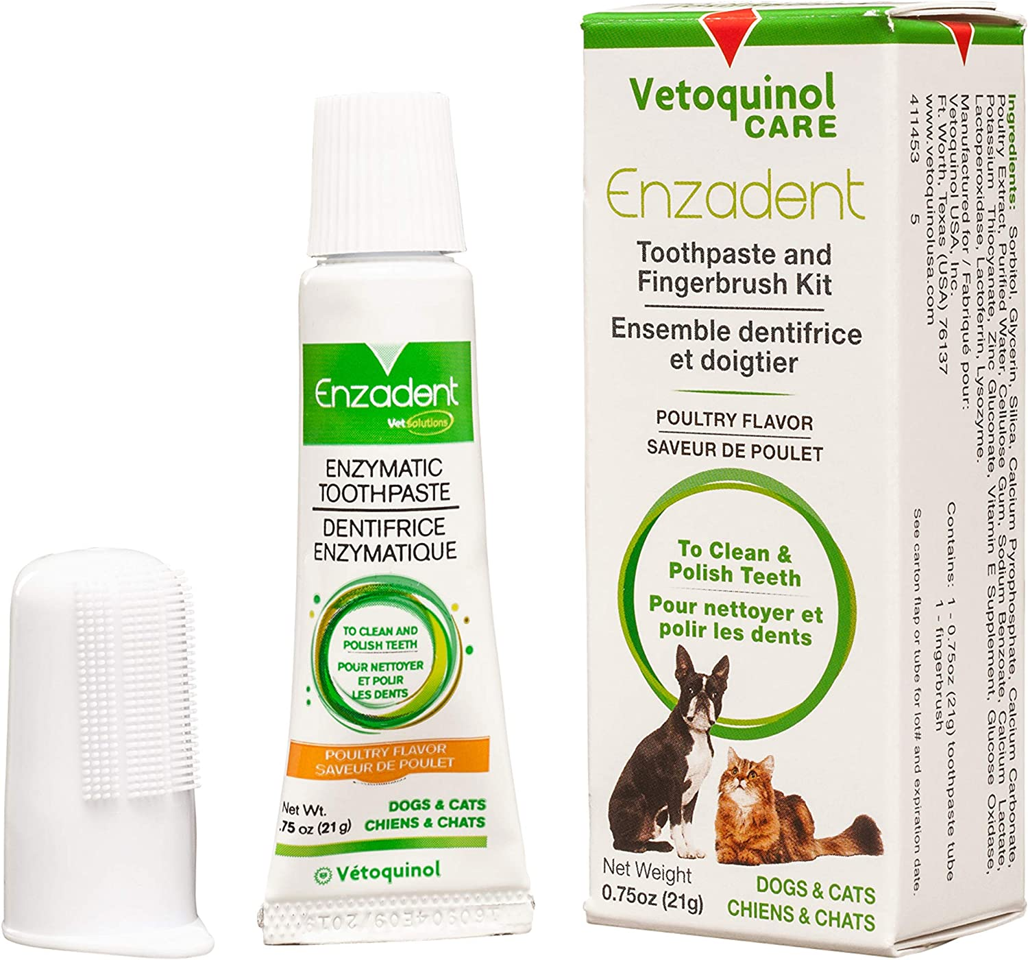 vetoquinol best overall toothpaste for cats