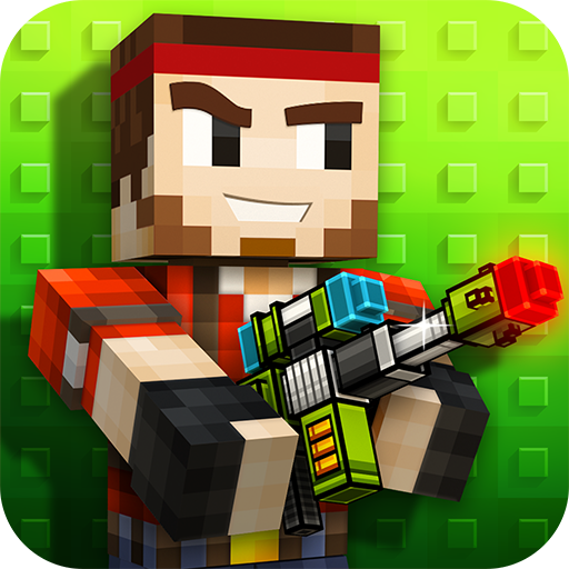 Pixel Gun 3D (Pocket Edition) - multiplayer shooter with skin creator ()