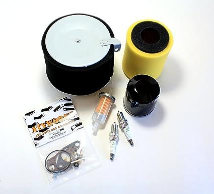 Amazon com: Kawasaki Mule 2500 / 2510 / 2520 Tune Up Kit A4-A6