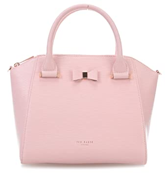 check-out 5b72f 9ab9e Ted Baker Cala Sac à Main Rose: Amazon.fr: Bagages