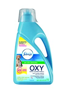 Bissell Febreze Pet Odor Eliminator Oxy Formula, 5959A, 60 Ounces