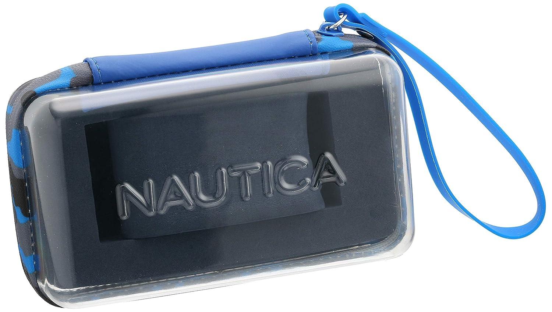 Amazon.com: Nautica Mens Surfside Japanese-Quartz Silicone Strap, Multi, 22 Casual Watch (Model: NAPSRF008): Nautica: Watches