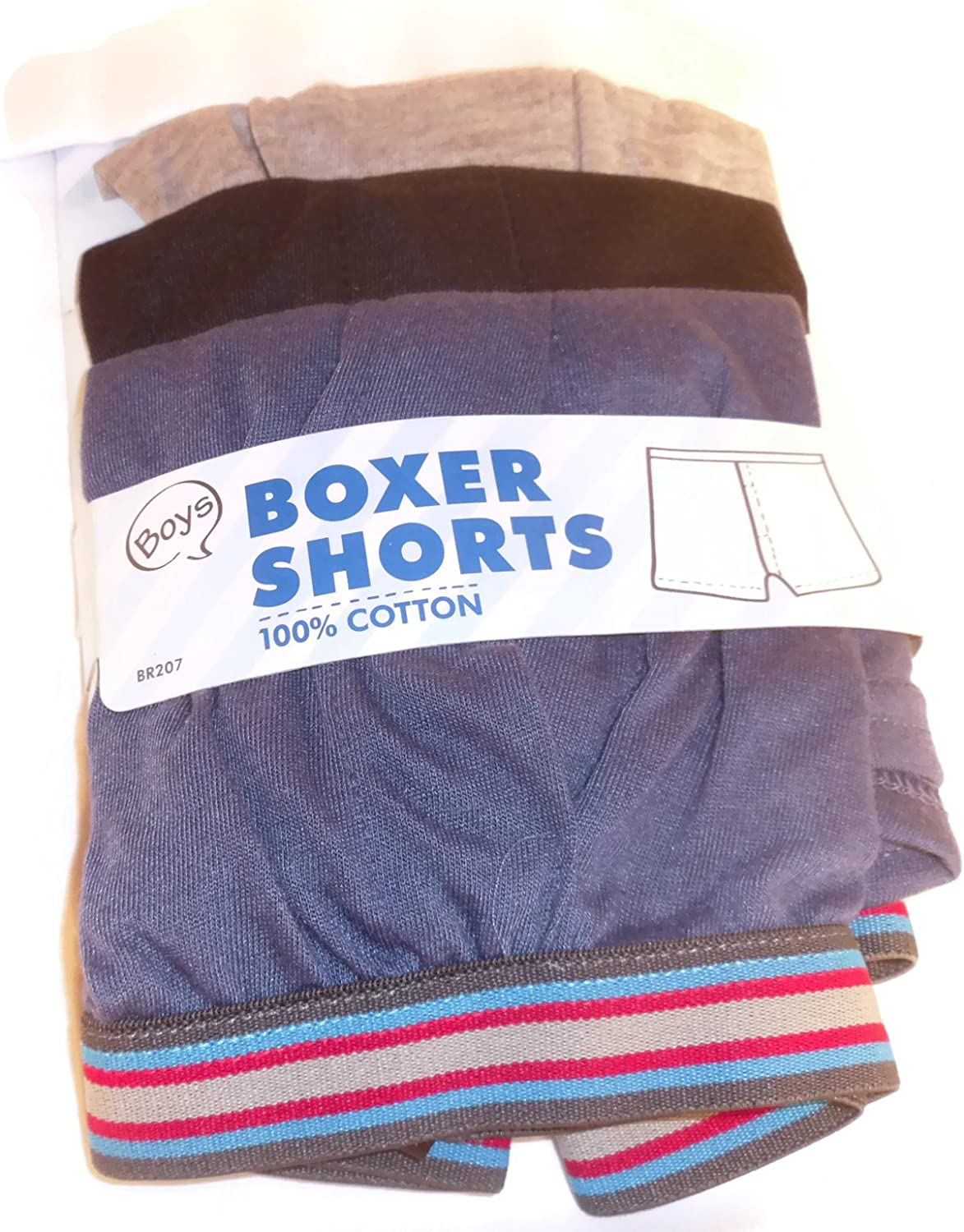 boxer shorts packaging