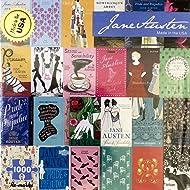 Re-marks Jane Austen 1000 Piece Puzzle