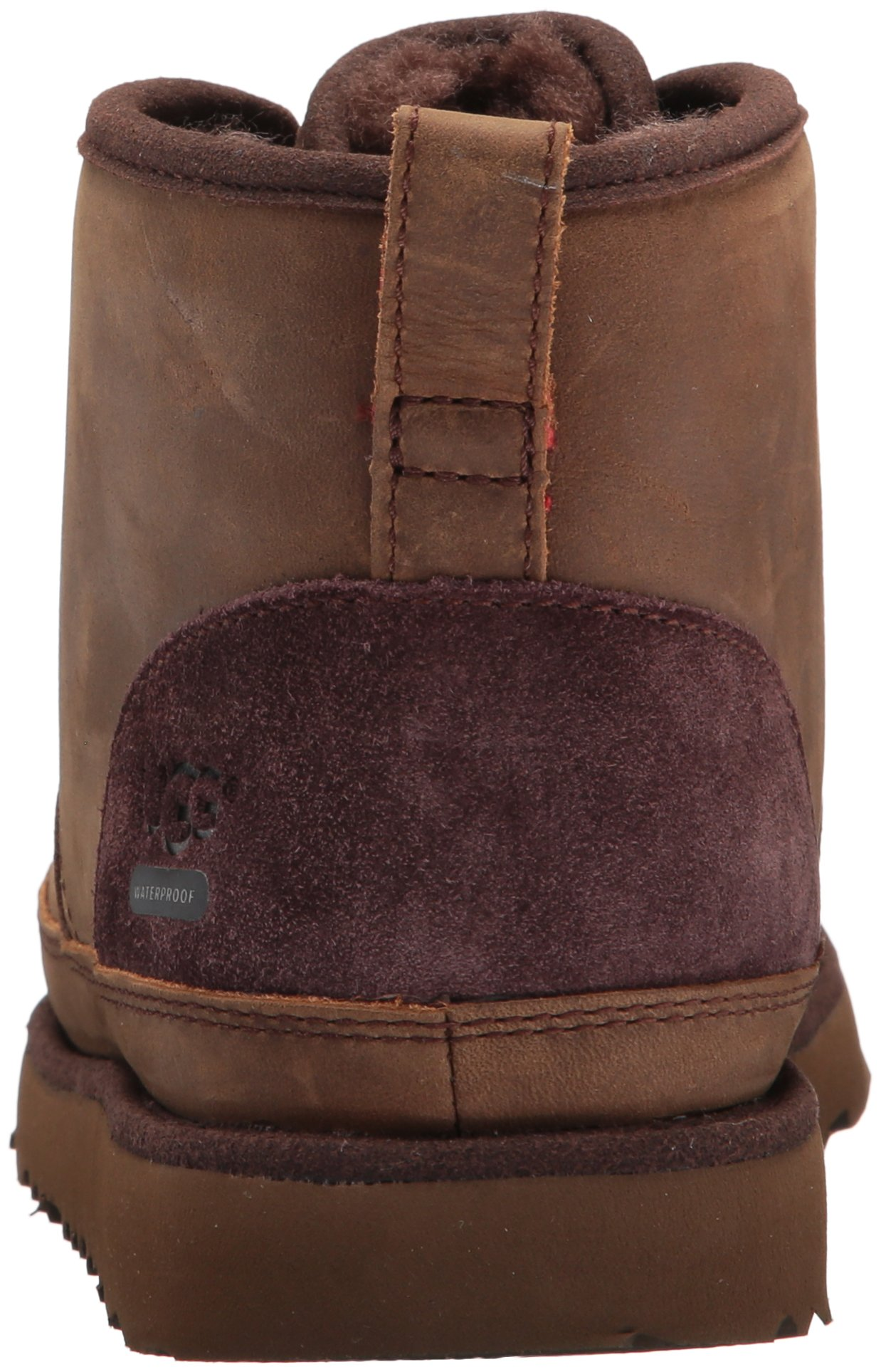 UGG Kids K Neumel II WP Pull-on Boot, Grizzly, 13 M US Little Kid by UGG (Image #2)