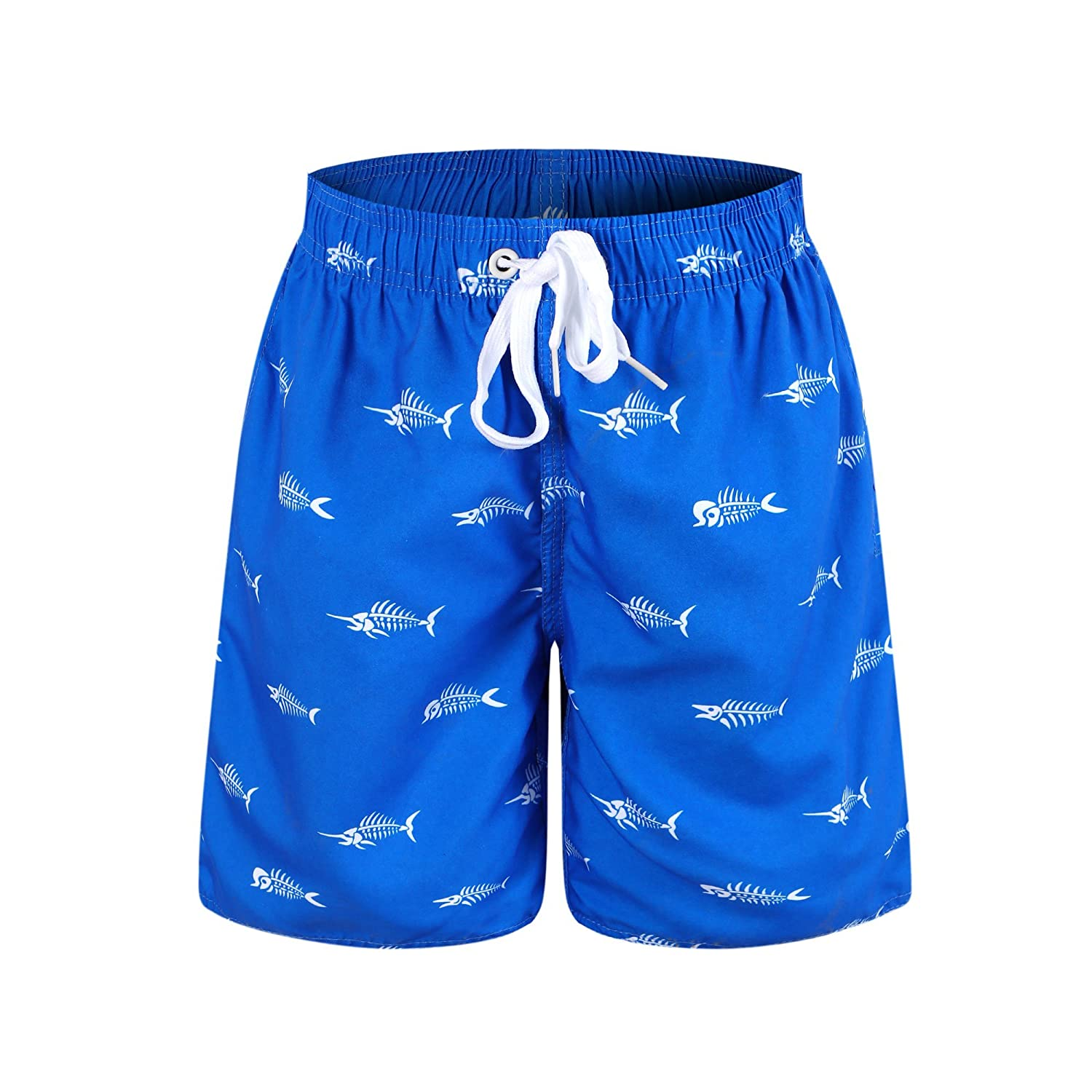 MILANKERR Big Boys' Swim Trunks Size 6-20