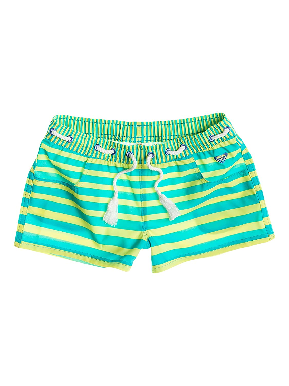 Roxy Girl's All Aboard 2 Striped Shorts