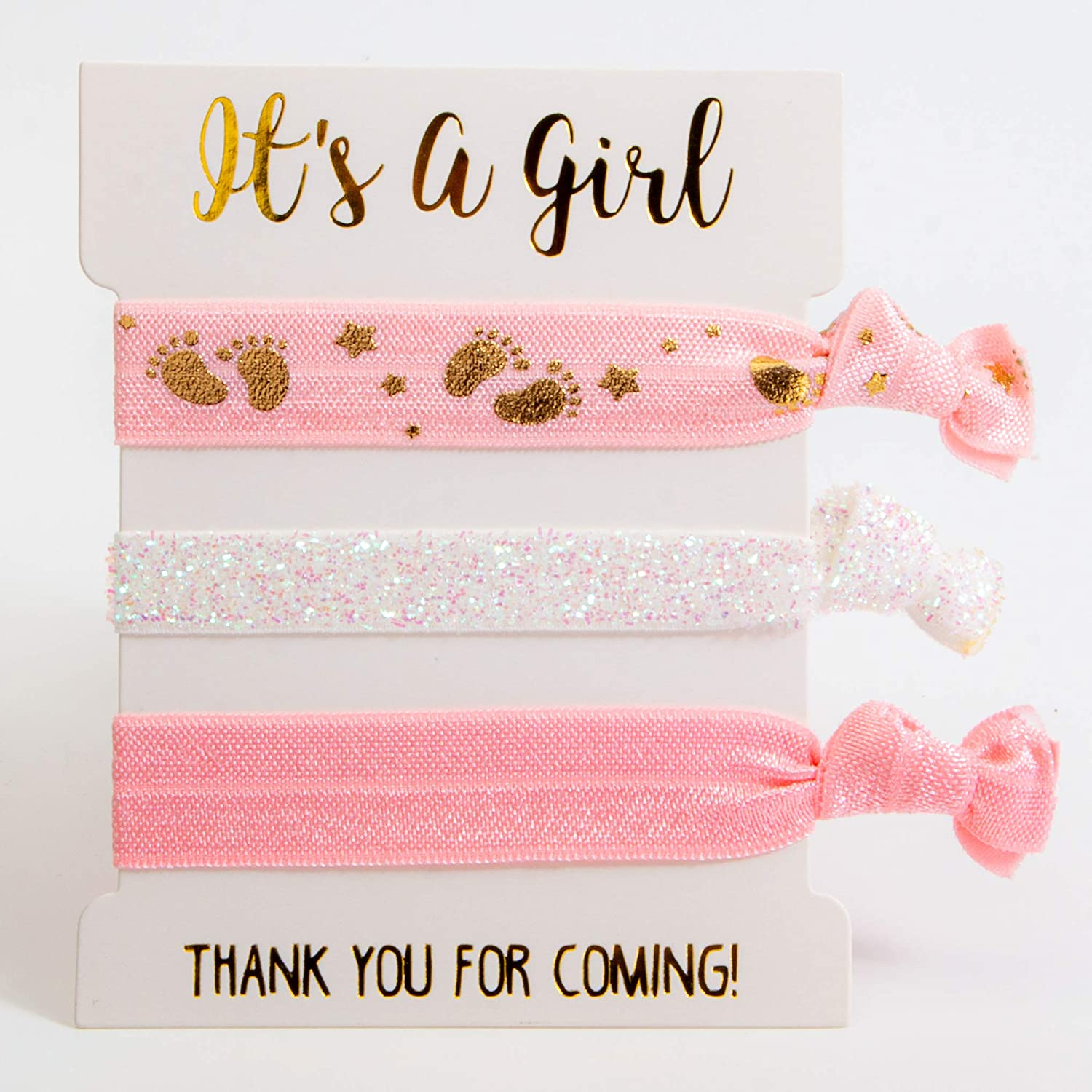 Baby Shower Favors Gifts for Guests and Giveaway for Baby Girl Baby Shower (24 Pack)
