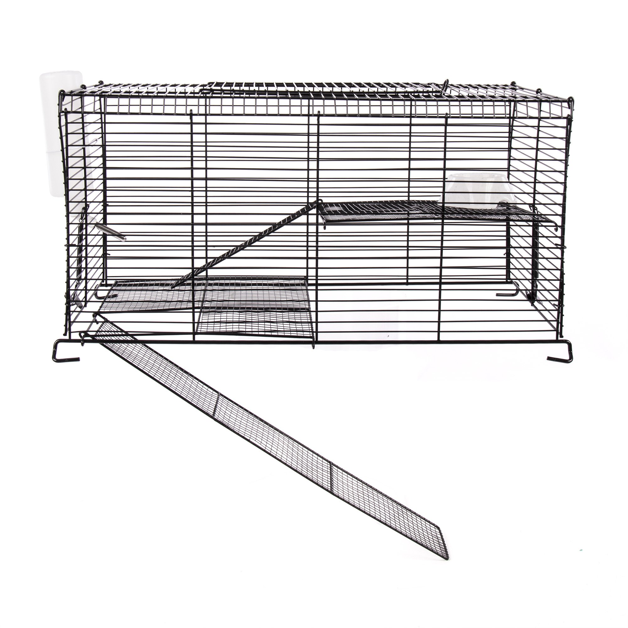 Ware Manufacturing Chew Proof High Rise Pet Cage for Small Pets by Ware Manufacturing (Image #1)