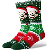 Stance Men's Disney Christmas Crew Sock
