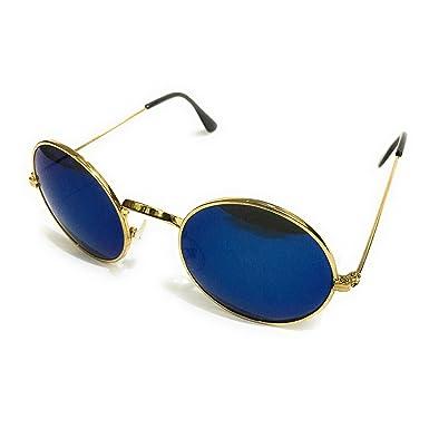 2a70105ee0de4 Silver Kartz Round Unisex Sunglasses (wy130