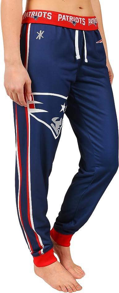 Zubaz Women/'s NFL New England Patriots Jogger Pants