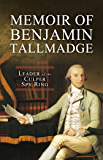Memoir of Colonel Benjamin Tallmadge