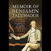 Memoir of Colonel Benjamin Tallmadge