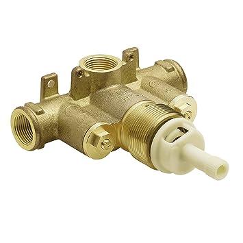 moen s3371 exacttemp roughin shower valve 34inch ips