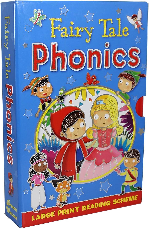 Fairy Tale Phonics Slip Case