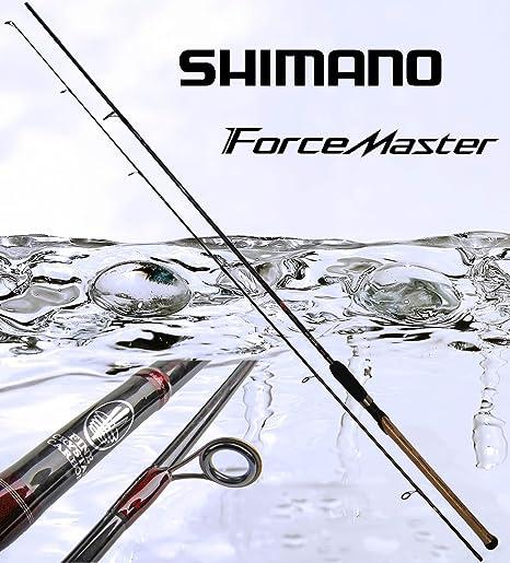 Shimano Force Master Spinning 270 ml 2 tlg. 5-20g 2.70 M caña de ...