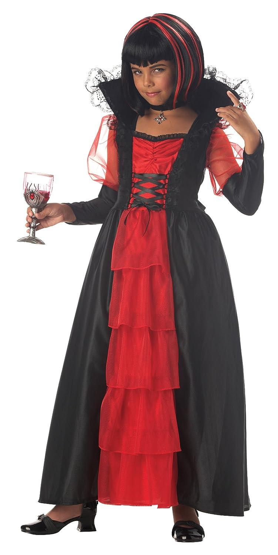 Disfraces de California 181255 Regal Tama-o Vampira traje de ...