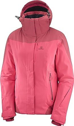 Icerocket Womens Insulated Ski Jacket
