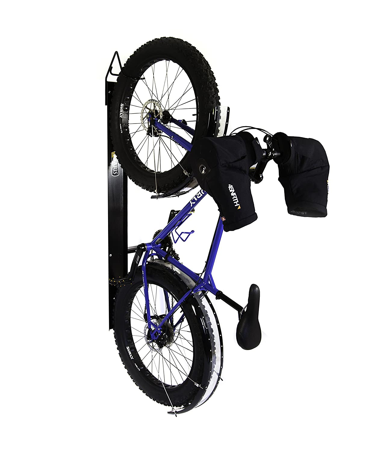 Saris Fat Tire Bike Track, Black by Saris   B01HQMZAFY
