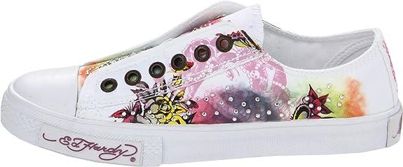 Amazon.com: ed hardy Jupitar Lowrise Sneaker: Shoes