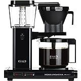 Moccamaster CD - KBG 741 Select - Black Kaffemaskin, 1.25L, Svart