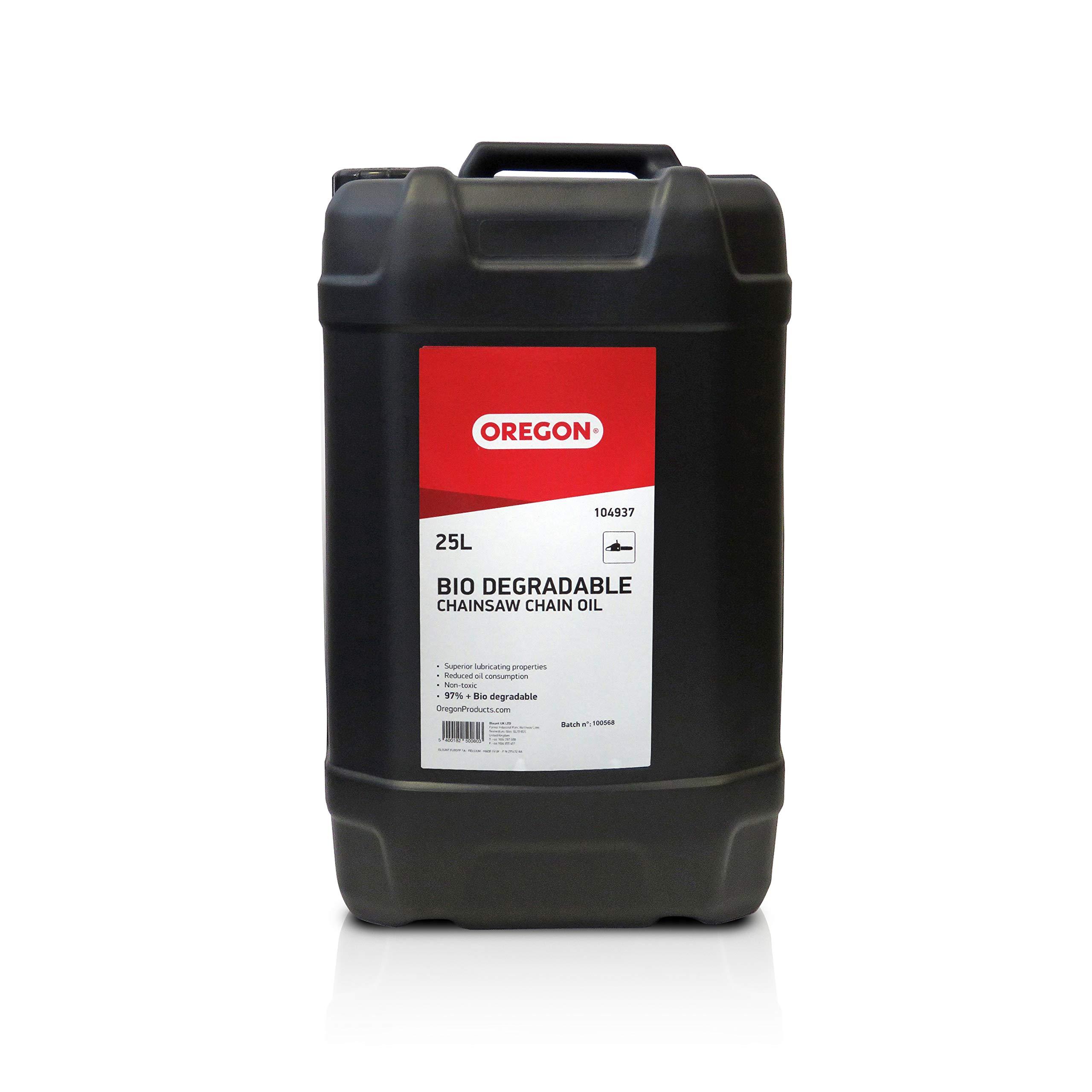 Oregon 104937 Arborol Bio Chain Oil, 25 Litres by Oregon