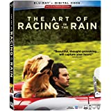 Art of Racing in the Rain, The Blu-ray