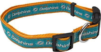 Miami Dolphins Breakaway Cat Collar
