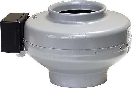 "Reversomatic SoftAire RI Series 5"" Inline Duct Ventilation ..."