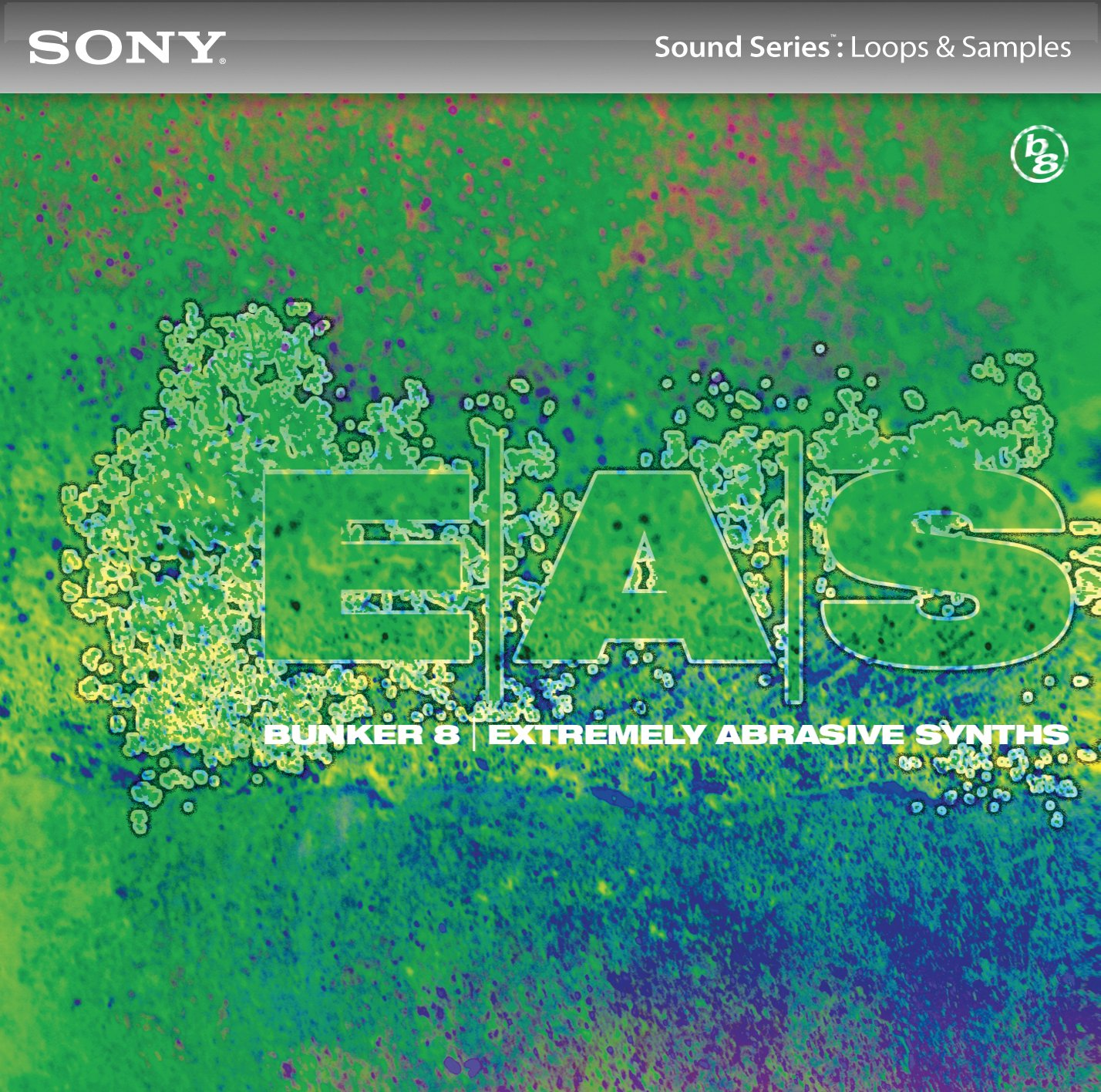 Bunker 8: Extremely Abrasive Synths [Old Version] Sony Creative Software
