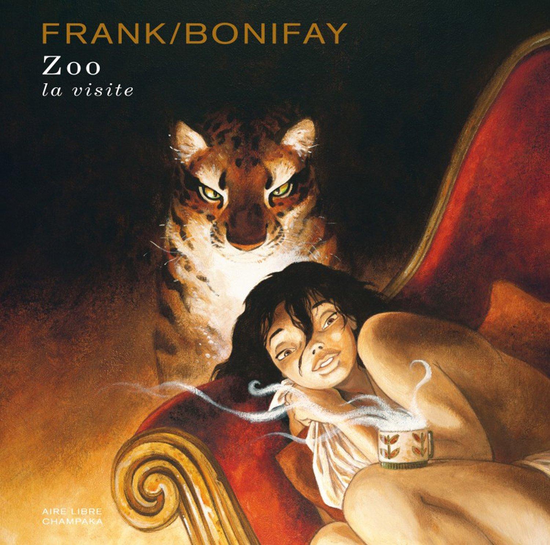Artbook Zoo - tome 1 - Beau livre Zoo Album – 10 novembre 2011 Bonifay Frank Dupuis 2800144882