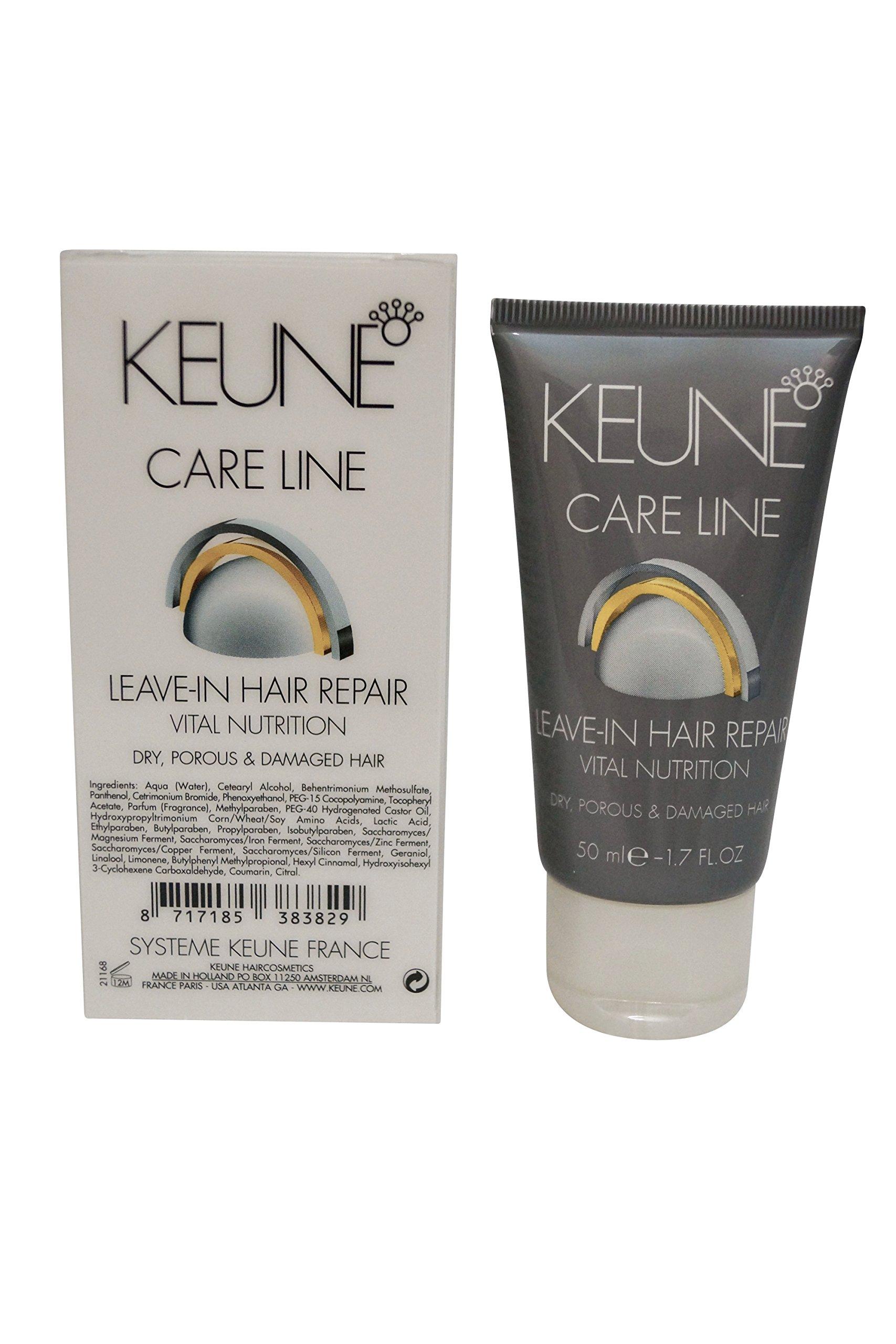 Keune Care Line Vital Nutrition Leave-in Hair Repair, 1.7 oz