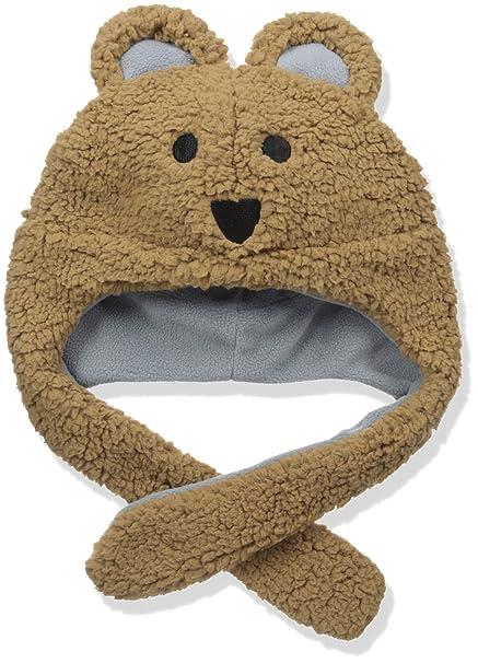 5000725d345 Amazon.com  Columbia Baby Girls  Infant Tiny Bear Hat