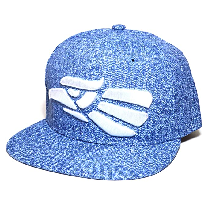 145457c8b Men & Women Hecho En Mexico Eagle 3D Embroidered Flat Bill Snapback ...