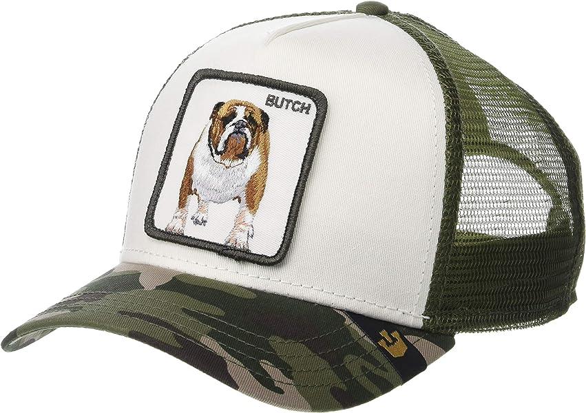 95f068d5c0aac3 Goorin Bros. Exclusive Animal Farm Snapback Trucker Hat - Amazon Mỹ ...