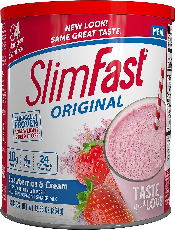 hmr diet shakes comparison to slim fast