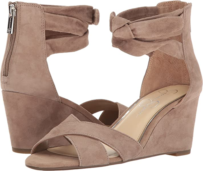07b560501e1f Women s Cyrena Wedge Sandal. Back. Double-tap to zoom