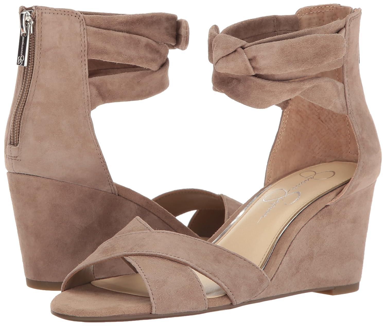 Jessica Simpson Womens Cyrena Wedge Sandal