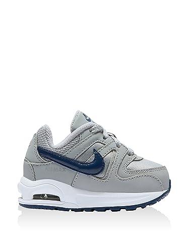 Nike Unisex Kinder Air Max Command Flex (TD) Sneaker, Grau